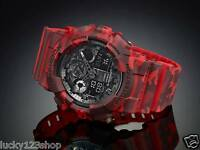 GA-100CM-4A Camouflare Casio G-shock Watches Analog Digital Resin Band 200m New