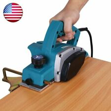 Powerful Electric Wood Planer Woodworking Power Tools Work Shop Tool