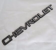 CHEVROLET EMBLEM SILVERADO SUBURBAN TAHOE EXPRESS OEM BACK BADGE sign symbol