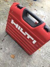 New listing Hilti Gx 2 Case Only