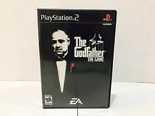 The Godfather: The Game for Sony PlayStation 2 - PS2 Tested