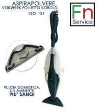 ASPIRAPOLVERE VORWERK FOLLETTO vk131 vk 131 vk 130 vk130 HD13