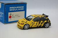 Provence Moulage 1/43 - Renault Clio Maxi Presentation