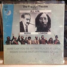 [ROCK/COMEDY]~EXC LP~FIRESIGN THEATER~How Can You Be In Two Places At Once When