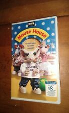 New listing Mouse House Bbc Video Vhs Tape New Sealed