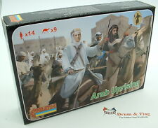 STRELETS Set 172-RIVOLTA ARABA CAMEL TRUPPE-WW1. SCALA 1/72