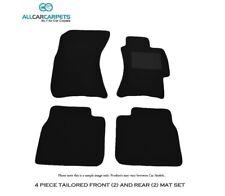 Custom Car Mats 4pc Set To Suit Toyota Prado 150 Series Update 2013-18