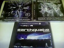 Earthquake 1/2003, 1/2004, 2/2004 collection