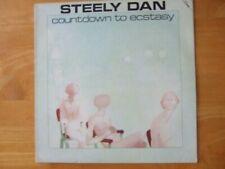 STEELY DAN COUNTDOWN TO ECSTASY VINYL LP (1973) FA 4130691 MCA RECORDS VGC