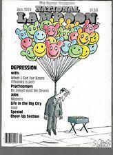 NATIONAL LAMPOON THE HUMOR MAGAZINE JANUARY 1979 (GD/VG)