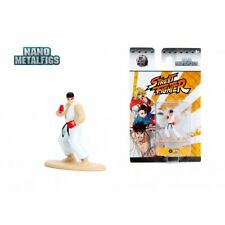Nano Metalfigs Street Fighter Ryu SF1