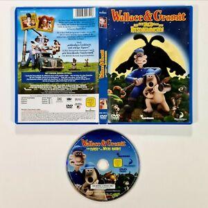 DVD Aardman/Animation WALLACE & GROMIT AUF DER JAGD NACH DEM RIESENKANINCHEN dt.