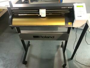 Roland CAMM-1 Vinyl Cutter - GS24 - With Stand - Excellent Condition