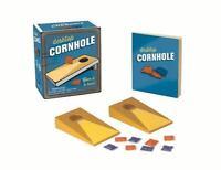 Desktop Cornhole: Give It a Toss! (Paperback or Softback)