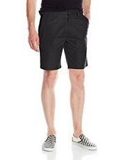 Oakley Sims Chino Men's Shorts Sz 31 Slim Fit Jet Black NWT