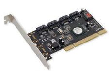SYBA PCI SATA II 4x Int. Ports RAID Controller, SIL3124 (4-Top) SY-PCI40010 New