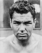 Heavyweight Boxer JACK DEMPSEY Glossy 8x10 Boxing Photo Portrait Poster