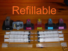 Refillable ink Cartridge for HP C5180 C6150 C6180