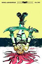 """Girl with Sword"" Print by Rafael Albuquerque"