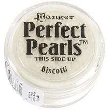 BISCOTTI Perfect Pearls Pigment Powder 1oz Jar - Ranger