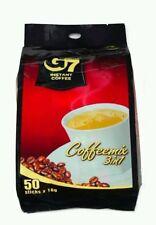 Trung Nguyen G7 Instant Vietnamese Coffee 3-in-1 Mix, 50 Sachets WYNMARKET