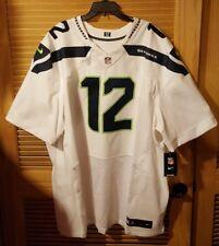 Nike Seattle Seahawks 12th Fan Elite Jersey - White bec8eaf6b