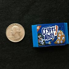 2020 TOPPS WORLDS SMALLEST WACKY PACKAGES MINIS TINY MINIATURE 3D CRYPT'S AHOY !