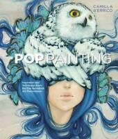 POP PAINTING - D'ERRICO, CAMILLA - NEW PAPERBACK BOOK