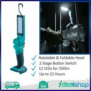 Makita LXT 14.4 18V LED Cordless Worklight, LED Torch Lamp, Skin Only
