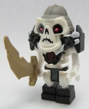 LEGO  Ninjago Kruncha - Vertical Hand Clips njo024 Minifigure 2507 2508 2521