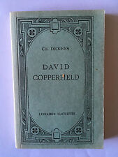 DAVID COPPERFIELD 1926 CHARLES DICKENS ILLUSTRE MEYER TEXTE EN ANGLAIS