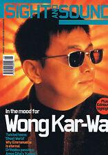 WONG KAR-WAI  / AMOS GITAI / TERRY ZWIGOFFSight & SoundAugust2000