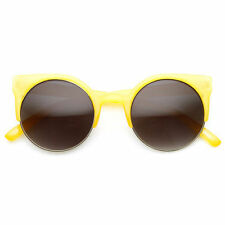 Unbranded Plastic Frame 100% UVA & UVB Sunglasses for Women