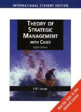 Theory of Strategic Management with Cases, International Edition-Charles Hill