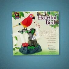 AU Repeat Bird Speak Parrot Talking Recording Bird Sound Recorder Pen holder Toy