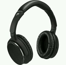 GOJI COLLECTION ANC BT Wireless Bluetooth Noise-Cancelling Headphones - Black.
