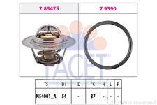 FACET Thermostat für SKODA OCTAVIA II,SUPERB II,YETI; AUDI A3,A4,A6,TT