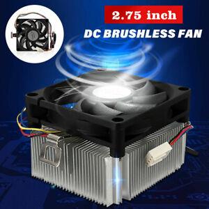 Heatsink CPU Cooling Fan For AMD Socket 4Pins AM2 AM3 754 939 940 1A02C3W00