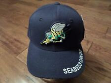 New U.S Military Navy Seabees Can Do 3-D Embroidered Legend Baseball Hat Cap