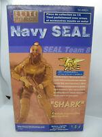 "Figurine 1/6 Elite Force Navy Seal team 8 ""Shark"" modern combat"