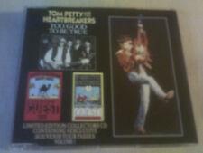 TOM PETTY - TOO GOOD TO BE TRUE - 4 TRACK CD SINGLE
