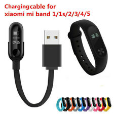 For Xiaomi Mi Band 1/1s/2/3/4 Charger Cord Replace USB Charging Cable Adapter**
