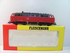 Fleischmann H0 4237 Diesellok BR 218 362-2 ultraschall gereinigt fährt gut !