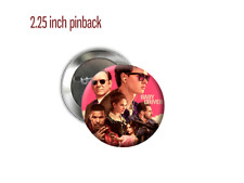 """Baby Driver 2017 Poster A Ansel Egort Edgar Wright 2.25"""" Pinback Button"""