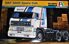 LKW Truck DAF 3600 Space Cab   in 1:24 von Italeri 777 Neu Länge: 27,5   cm Neu