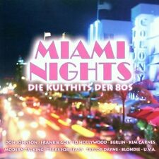Miami Nights-Die Kulthits der 80s FgtH, Don Johnson, Murray Head, Journ.. [2 CD]