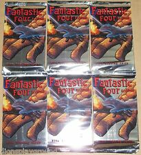 2009 Rittenhouse Archives  Fantastic Four Archives lot of 6 sealed packs