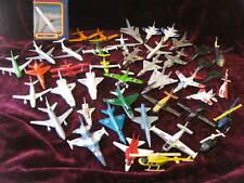 45 Vintage Diecast Airplanes Matchbox 70's-2000 Space Shuttle Pan Am 747 + Box