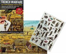 NEW TRENCH WARFARE WWI WORLD WAR 1  RUB DOWN TRANSFER ACTIVITY PACK. WESTAIR