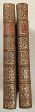 John Gay / Poems on Several Occasions 2 volumes 1753